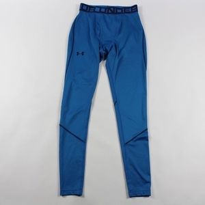 Under Armour ColdGear Fitted Running Spandex Pants